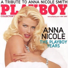 Anna Nicole Smith Tribute in Playboy May 2007